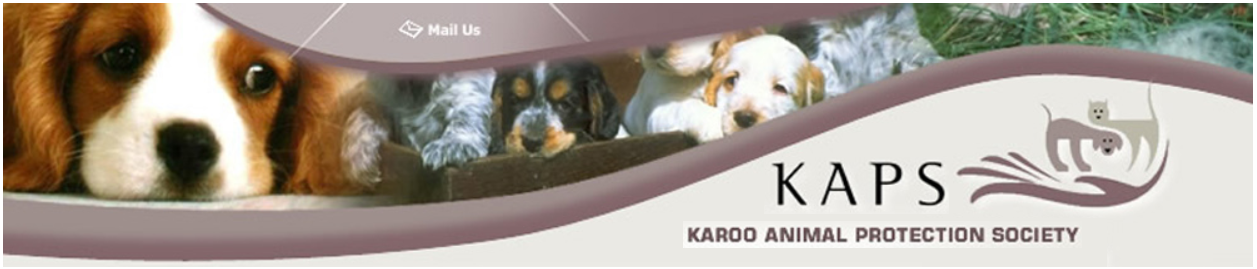 Karoo Animal Protection Society Retina Logo
